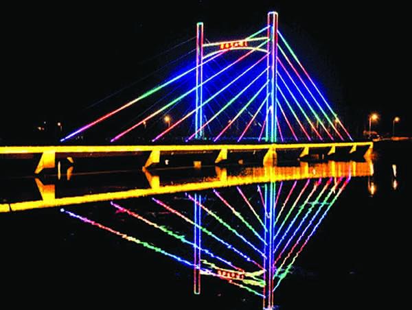 螳螂河大桥