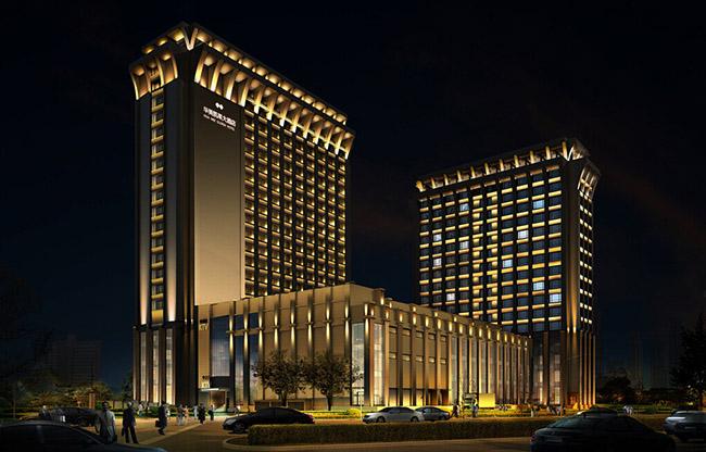 酒店设计图