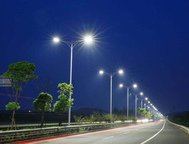 滨州LED路灯工程